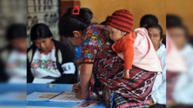 Concluyen sin graves incidentes las elecciones en Guatemala