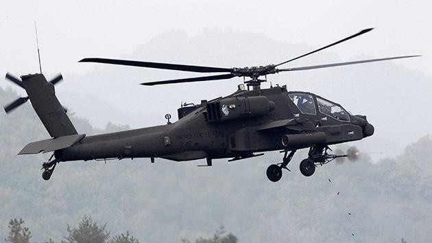 EE.UU. venderá a Irak helicópteros Apache para combatir a los terroristas de Al Qaeda