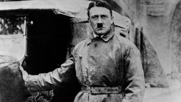 Adolf Hitler, un multimillonario secreto y evasor de impuestos