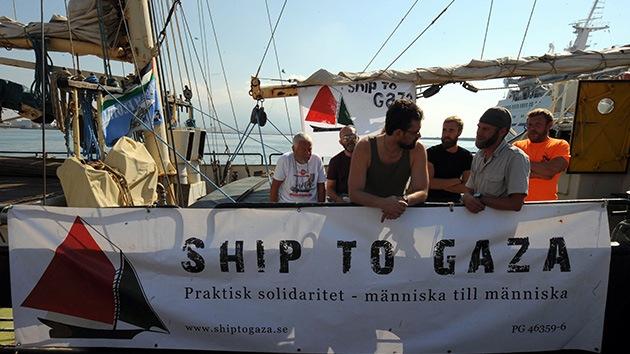 "La Flotilla de la Libertad acusa a Israel de ""piratería"""