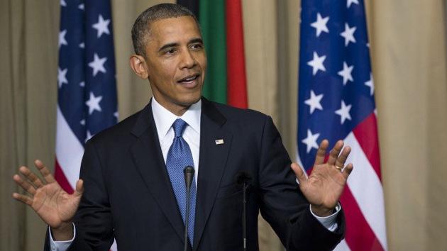 """""""Ayudar a África no entra en los planes de Obama"""""""