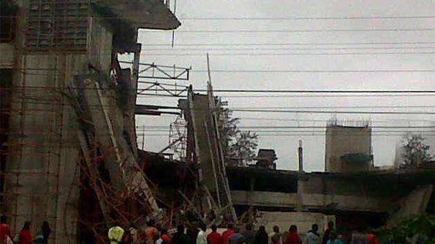 Sudáfrica: Al menos un muerto al derrumbarse el techo de un centro comercial