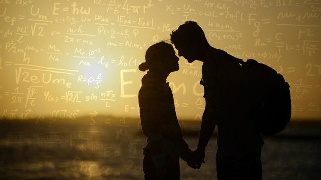 Los matemáticos afirman haber descubierto la fórmula del amor eterno