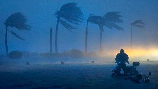 ¿Cómo protegerse de un tifón con Google?