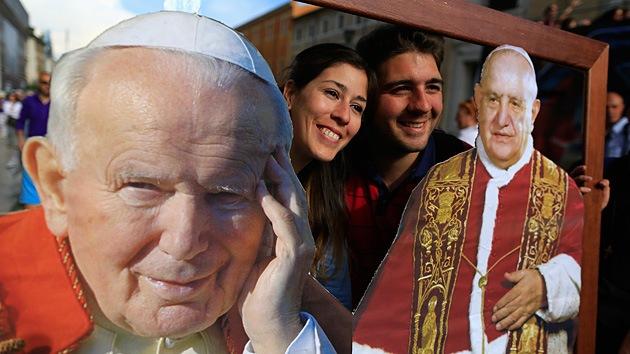 La Iglesia acorta la 'carrera de la santidad': El Vaticano y su milagrosa fábrica de santos