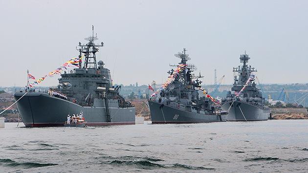 La situación de la Flota del Mar Negro en Ucrania