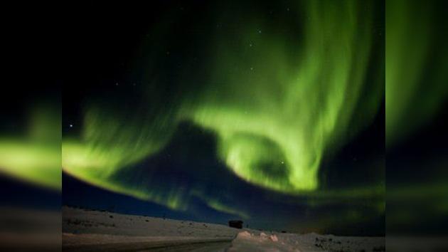 Una nueva tormenta magnética 'despeina' la ionosfera