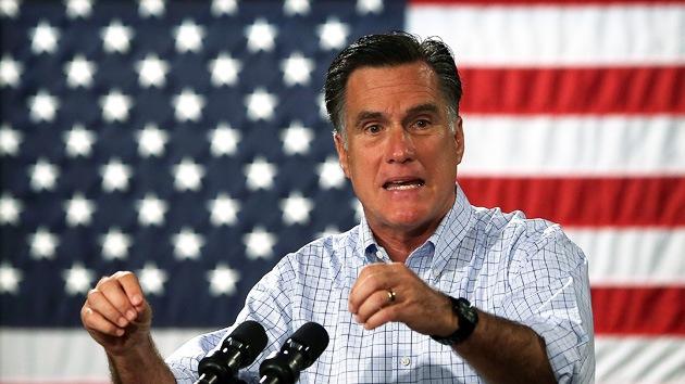 El candidato republicano Mitt Romney confunde 'sij' con 'jeque'