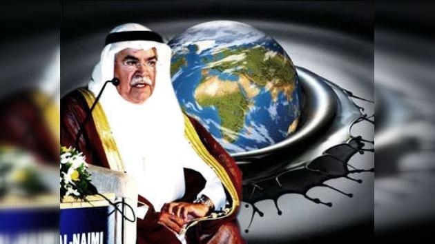 """Arabia Saudí ofrece al mercado un """"cóctel"""" de crudo"""