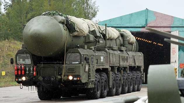 Rusia ensaya su nuevo misil estratégico intercontinental