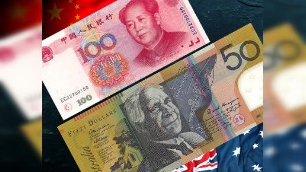 China Y Australia Intercambian Yuanes Por Dólares Australianos