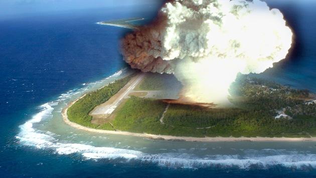 David contra Goliat: Islotes del Pacífico demandan a las potencias nucleares