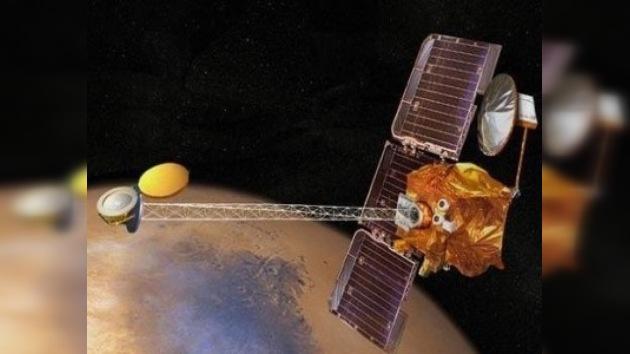 """Detectan problemas en la computadora de a bordo del satélite """"Mars Odissey"""""""
