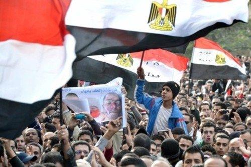 La plaza Tahrir vive su 'Día de la ira'
