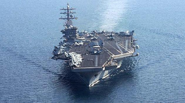 EE.UU. reducirá temporalmente la presencia de sus portaaviones en el Golfo Pérsico