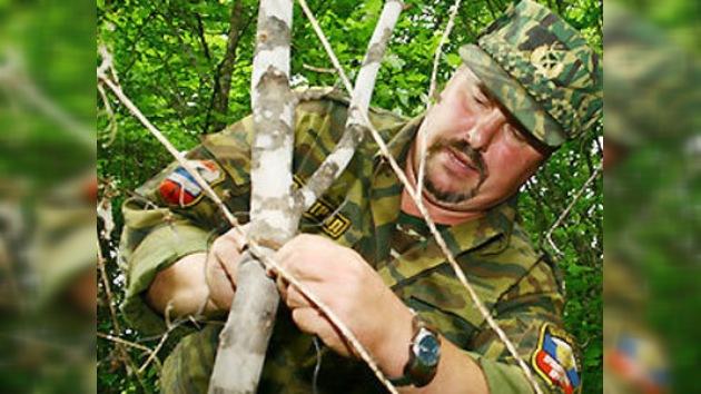 WWF galardona con su premio más prestigioso al defensor ruso de los tigres