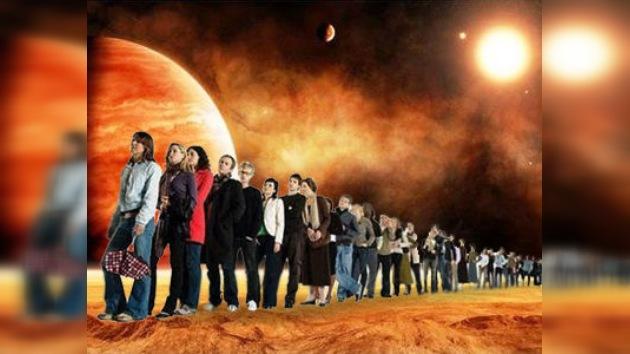 Somos demasiados, ¿nos vamos a Marte?