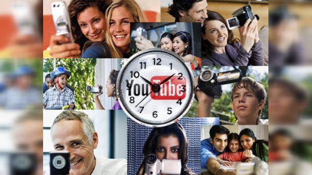 """""""La vida en un día"""": primera película de Youtube"""