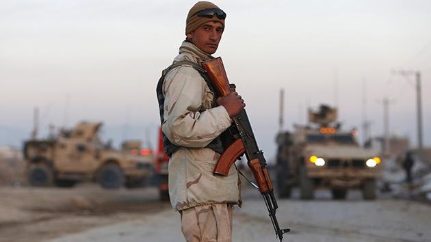 Afganistán: Una fuerte explosión sacude Kabul