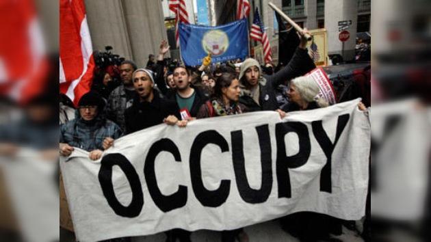 La crisis no discrimina: Ocupa Wall Street también pasa por tiempos difíciles