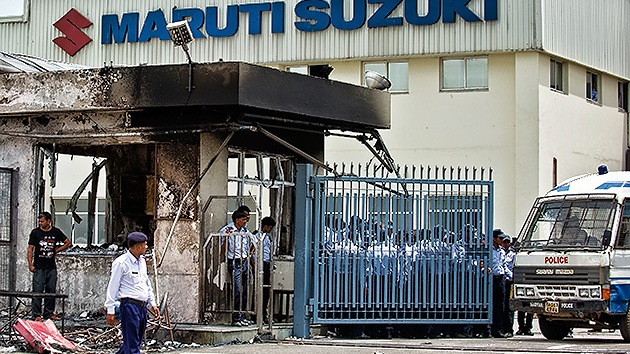 Venganza en llamas: el director de la fábrica india de Suzuki murió en un incendio provocado