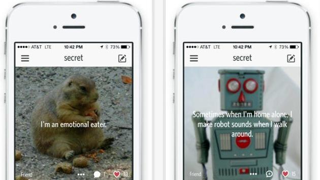 La enigmática aplicación Secret causa sensación y revuelo en Rusia