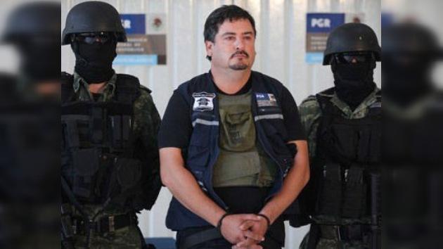 México 'caza' por sorpresa a uno de los narcos más buscados