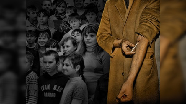 Un 10% de los que se gradúan de orfanatos en Rusia se adaptan a la sociedad