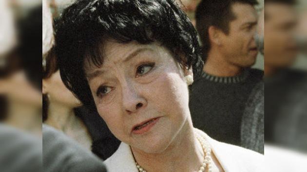 Fallece Bela Ajmadúlina, una de las más destacadas poetisas modernas rusas