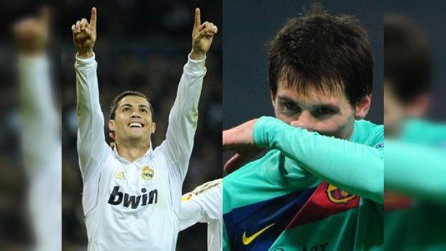 El Real Madrid se desmarca del Barça de Guardiola