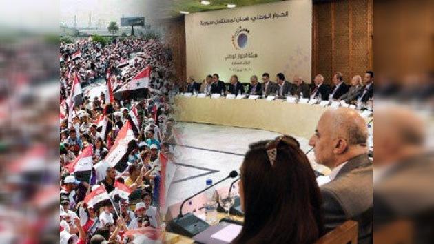 La oposición da plantón al gobierno sirio en la mesa de negociaciones
