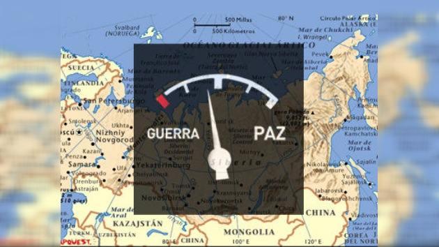 Moscú: Aumenta el riesgo de que involucren a  Rusia en conflictos armados