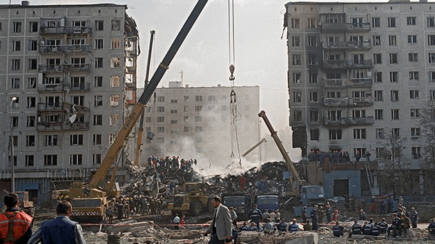 El terror en Rusia, una tragedia con muchos 'actos'
