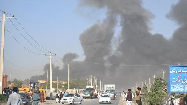 Afganistán: Una fuerte explosión cerca de la agencia de Inteligencia en Kabul