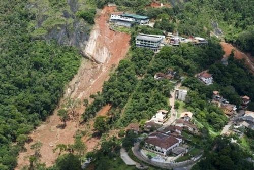 Inundaciones en Brasil, una de las peores tragedias de los últimos dos siglos