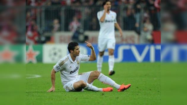 El Real Madrid pierde en Liga de Campeones 11 partidos después