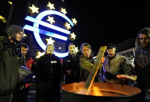 El movimiento Ocupa Wall Street gana seguidores en todo el mundo