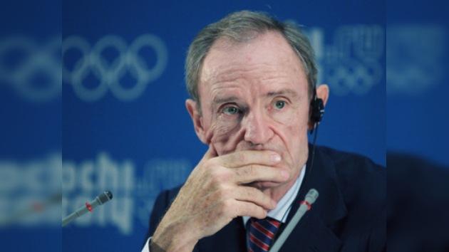El Comité Olímpico Internacional, conforme con los avances de Sochi 2014