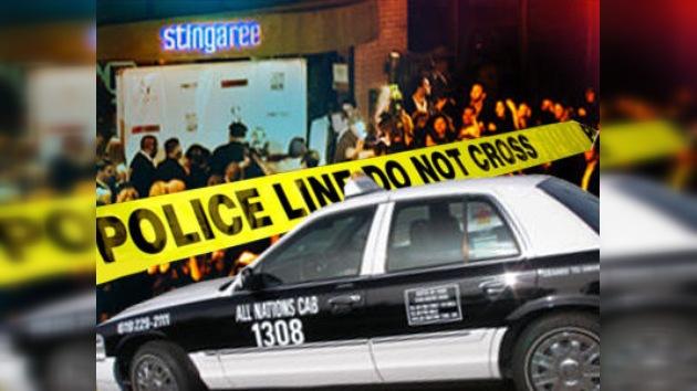 Un taxi atropella a 25 personas en la puerta de un club de San Diego