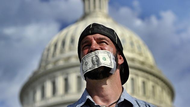 """""""Siria paga sueldos en medio de la guerra y EE.UU. provoca a propósito una crisis"""""""