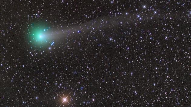Conozca a Lovejoy, más brillante que 'el cometa del siglo' ISON