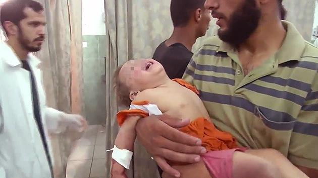 FUERTES IMÁGENES: Los terribles efectos del ataque israelí contra refugiados palestinos