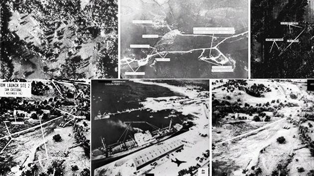 Crisis de los misiles: Hace 50 años la Tierra evitó la Tercera Guerra Mundial