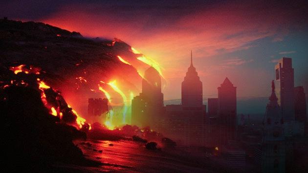 Un 'supervolcán' amenaza con dejar a EE. UU. cubierto de cenizas