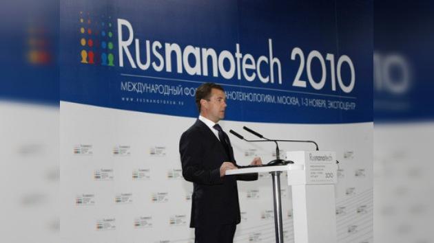Rusia apuesta por las nanotecnologías