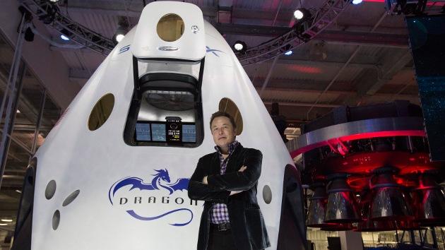 Elon Musk cree que sus transbordadores privados alcanzarán Marte en 10 ó 12 años