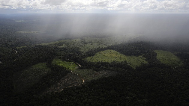 Descubren en la Amazonia un 'océano' subterráneo de agua dulce