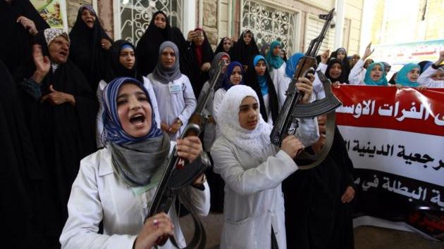 Banat al-Haqq, nueva fuerza exclusivamente femenina que hará temblar al Estado Islámico