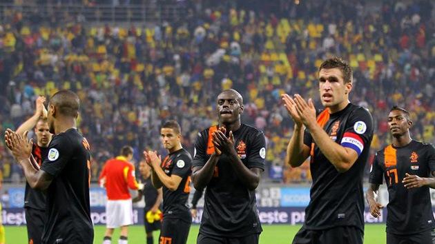 Un tercer tiempo caliente en Bucarest tras el duelo Rumania-Países Bajos