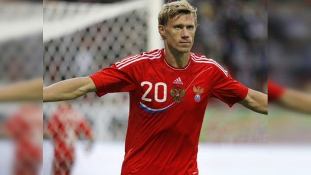 Rusia asciende cinco posiciones en el 'ranking' mundial de la FIFA